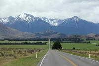 Überquerung der Südalpen von Christchurch nach Greymouth