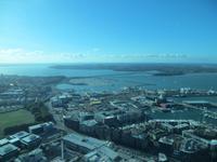 1569 Auckland - Blick vom Skytower