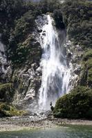 Lady Bowen Falls, Milford Sound