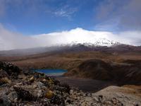 Wanderung im Tongariro Nationalpark