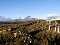 Tongariro Nationalpark, Skotel