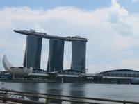 Stopover Singapur - Marina Bay Sands Hotel
