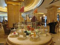 Dubai - Oman -  Ausflug nach Abu Dhabi - Teamtime im im Hotel Emirates Palace