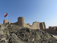 Dubai - Oman - Besuch des Forts Bahla -