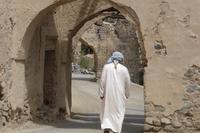 in Al Minzafah bei Ibra