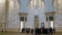 Abu Dhabi - Sheikh Zayed Moschee