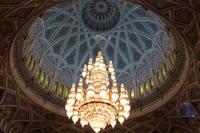 Maskat: Große Sultan Qaboos Moschee