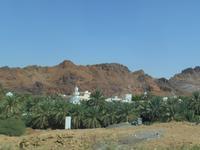 Fahrt von Nakhal nach Birkat al-Mauz...