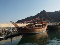 Muscat (Dhau-Fahrt)