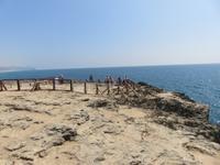 Ausflug zum Strand von Mughsayl - an den Blowholes von Mughsay