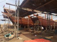 164 Sur - Dhau-Werft
