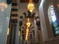 Muscat - Sultan Qaboos Moschee