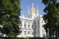 Goldkuppel des Katharinenpalastes