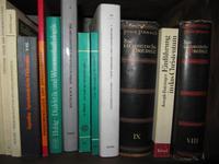In der Bibliothek des Klosters