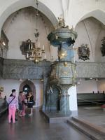 In der Kathedrale von Porvoo