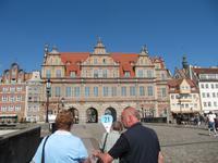 Stadtrundgang in Danzig