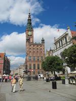 Rathaus von Danzig