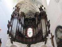 Orgel im Dom zu Oliwa