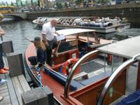 Bootsfahrt in Kopenhagen