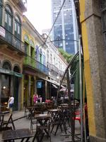 koloniale Altstadt von Rio
