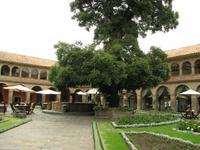 Ehemaliges Kloster in Cusco