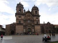 Jesuitenkirche Cuzco
