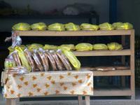Eine Bäckerei in Oropesa