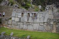 Tempel der drei Fenster