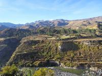 Das beeindruckende Colca Tal
