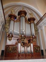 070_Orgel in der Kathedrale von Arequipa