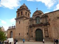154_Kirche und Kloster La Merced Cusco