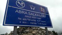 Salkanty Pass