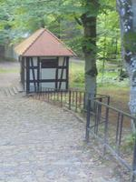 Am Kalvarienberg in Wejherowo