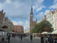Danziger Markt mit Rathaus