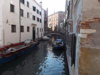 Alt-Venedig, einer der Kanäle