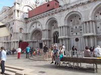Venedig, am Dom