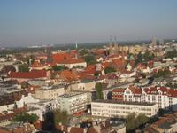 Breslau, Blick zur Dominsel