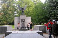Breslau, Denkmal für die Opfer von Katyn