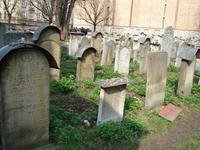 Krakau, Jüdisches Viertel: Kazimierz, Friedhof