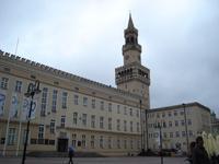 Oppeln: Rundgang: Rathaus