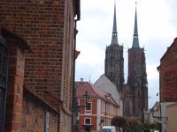Breslau: Rundfahrt: Dominsel