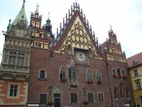 Breslau: Rundgang: Rathaus