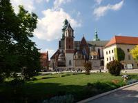 Die prachtvolle Wawelburg