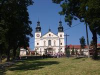 Das Kloster auf dem Kalvarienberg