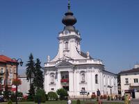 Kirche Jana Pawla II in Wadowice