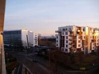 Blick auf das Olympic Park und Hotel Marine.JPG