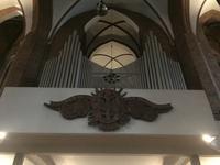 Orgel in der Basilika Kolbers