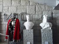 Tannenberg; im Museum