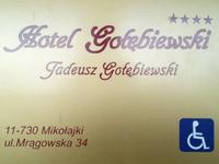 Hotel Golebiewski; rollifreundlich