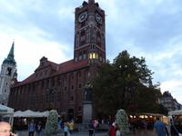 Torun - Rathausblick